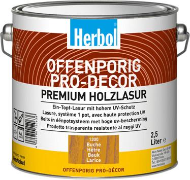 Herbol Pro-Decor Premium Teak 750 ml