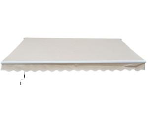Extrem Homcom Aluminium-Gelenkarm-Markise 4 x 3 m ab 225,21 € (September CZ37