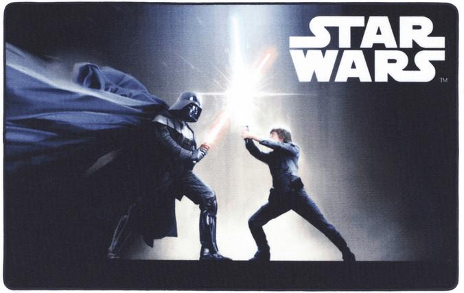 Star Wars Teppich Fight 100x160cm
