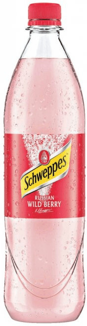 Schweppes Russian Wild Berry 1l
