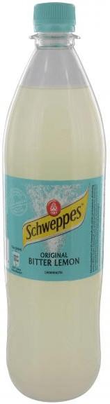 Schweppes Original Bitter Lemon 1,0l