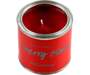 Bomb Cosmetics Cherry Glow Painted Love Candle