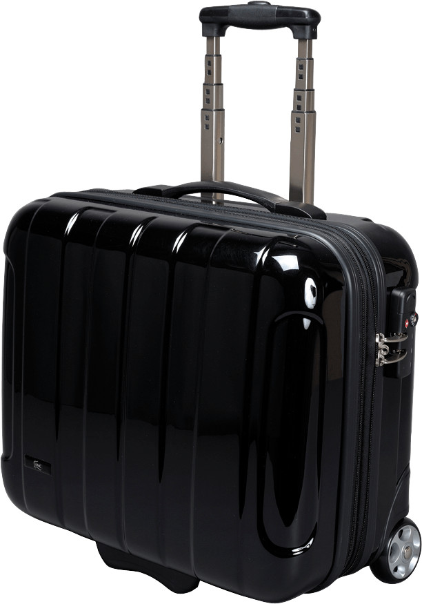 Image of Alassio Business-Trolley black (455)