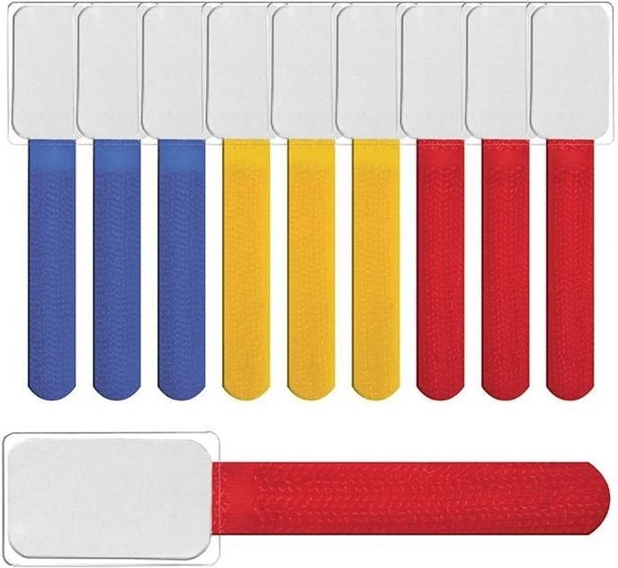 LTC Klett-Kabelbinder Mix