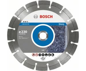 BOSCH Diamanttrennscheibe Expert for Concrete 230 x 22,