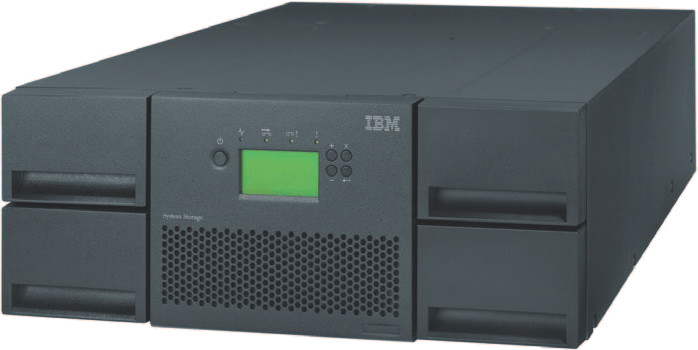 IBM Ultrium 6 HH Fibre Channel Drive