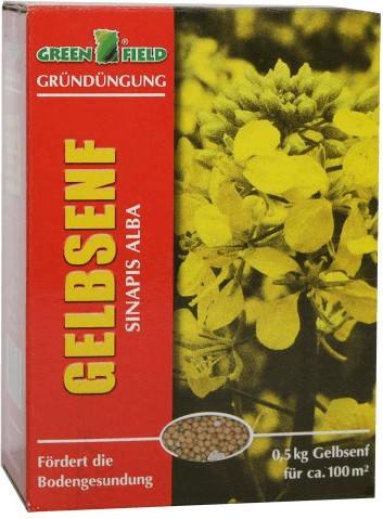 Greenfield Gelbsenf 500 g
