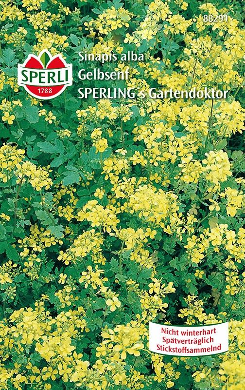 Sperli Gelbsenf 250g