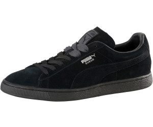 Puma Suede Classic+ all blackdark shadow ab 39,99