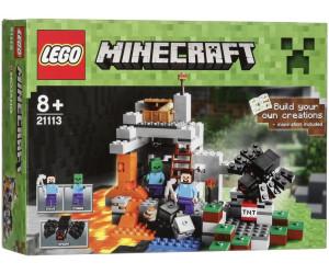 LEGO Minecraft Die Höhle Ab Preisvergleich Bei - Minecraft spielen lego