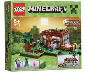 LEGO Minecraft Steves Haus Ab Preisvergleich Bei - Lego minecraft haus bauen anleitung