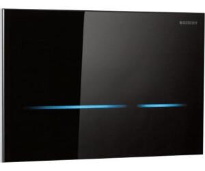 geberit sigma 80 schwarz ab 576 10 preisvergleich bei. Black Bedroom Furniture Sets. Home Design Ideas