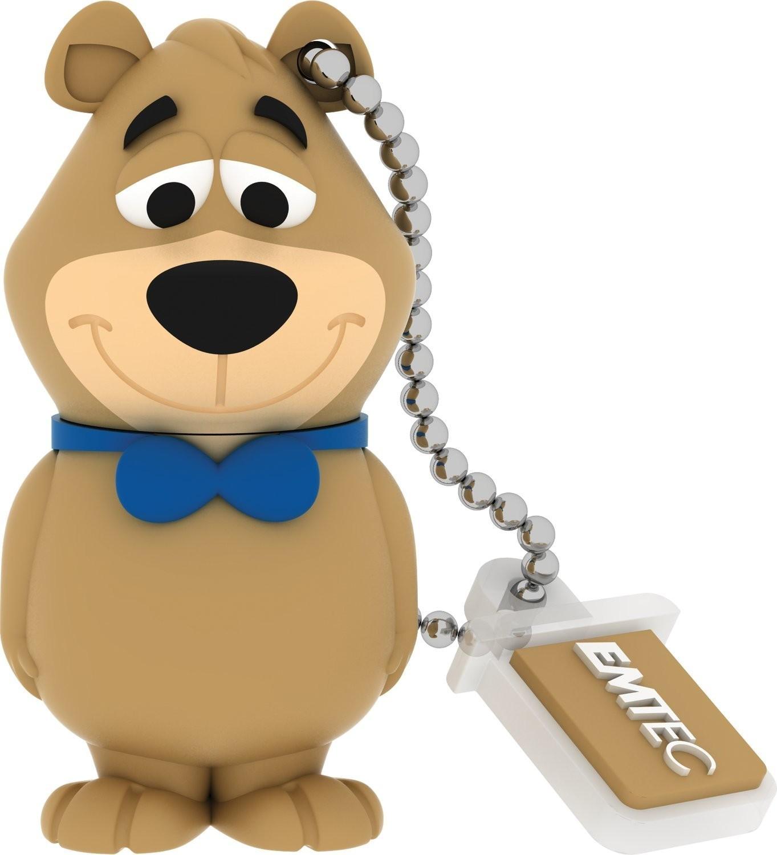 Emtec Yogi Bear & Boo Boo 8GB