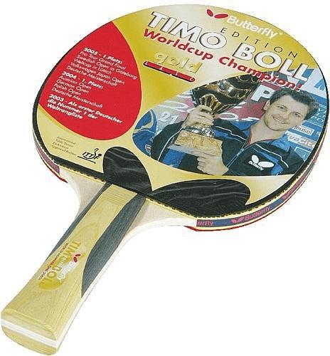 Tischtennishülle Drive Case 1x Timo Boll Platin 85025 Tischtennisschläger