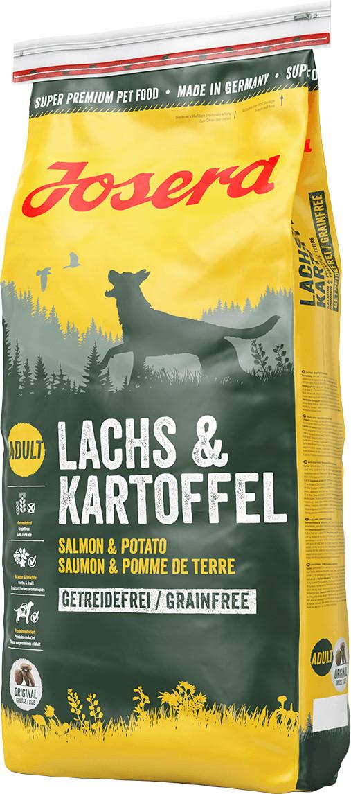 Josera Lachs & Kartoffel (4 kg)