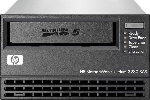 Hewlett-Packard HP StoreEver LTO-5 Ultrium 3280...