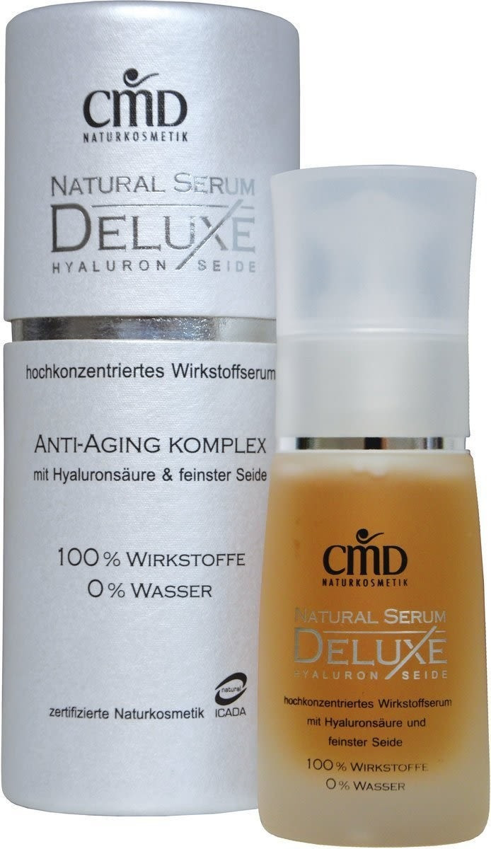 CMD Naturkosmetik Natural Serum Deluxe (30ml)