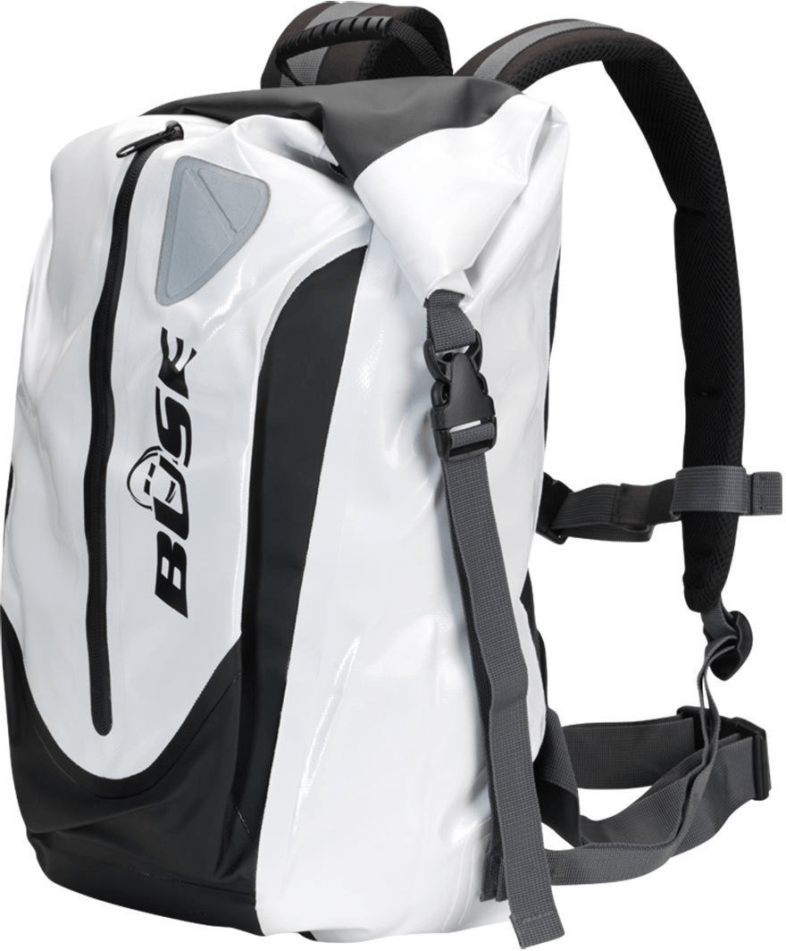 Büse Waterproof Backpack 30L white