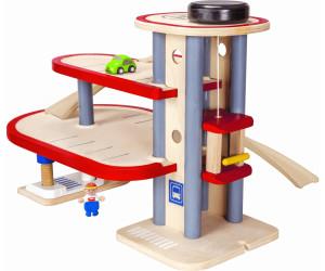 Plan Toys Garage : Plan toys plancity parkhaus etagen ab u ac preisvergleich