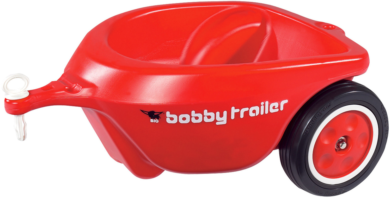 Big New Bobby Car Trailer rot (56280)