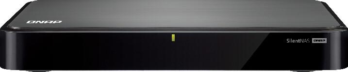 QNAP HS-251 - 2x5TB