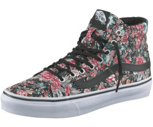 81ff04ee32 Vans Sk8-Hi Slim Multi Floral black true white ab 29