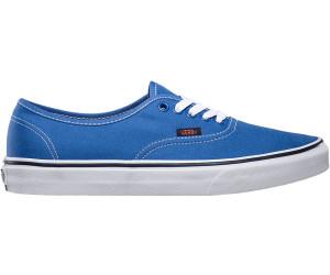 764bdbdcf1 Buy Vans Authentic Pop Canvas strong blue nasturtium from £48.96 ...