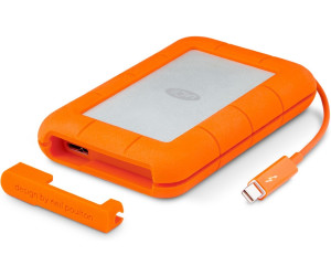 Lacie Rugged Thunderbolt Usb 3 0 1tb
