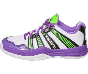 Hallenschuhe Salming Race R5 2.0 Women '16 purpur / weiß UK 4 EU 36 MSO7Fvxln6