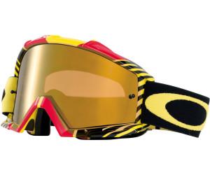 Oakley Proven MX Bio Hazard Red Yellow Fire Iridium Lunettes de pro... Jaune/Rouge 0lPvOXm3O