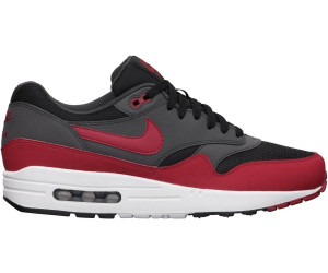ae22721cca2 Nike Air Max 1 Essential black anthracite gym red white ab 87