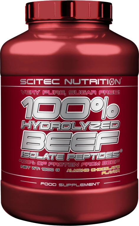 Scitec Nutrition 100% Hydrolyzed Beef Isolat Pe...