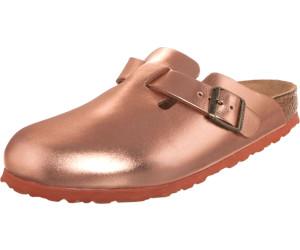 bd947bcfa883dc Birkenstock Boston Naturleder. metallic copper. Günstigster Preis