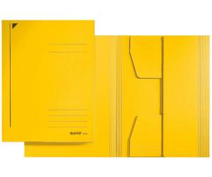 LEITZ Jurismappe DIN A4 Colorspankarton 320 g//qm schwarz