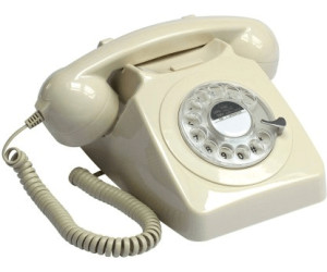 Buy GPO Retro Rotary Telephone from £29 99 – Best Deals on