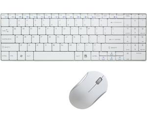 LogiLink Desktop Set kabellos 32 2 Wege Kanäle weiß