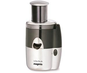 Magimix Le Duo Plus XL Juice Extractor Black