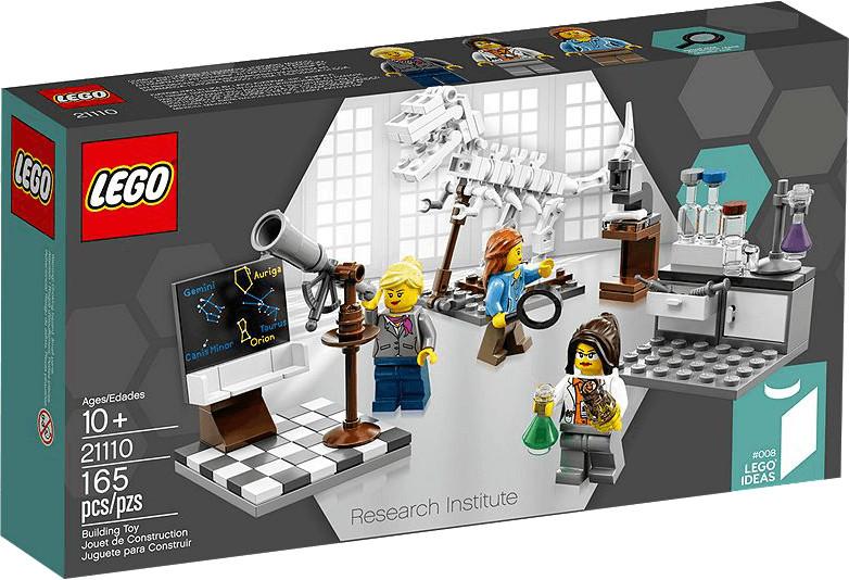 LEGO L'institut de recherches (21110)