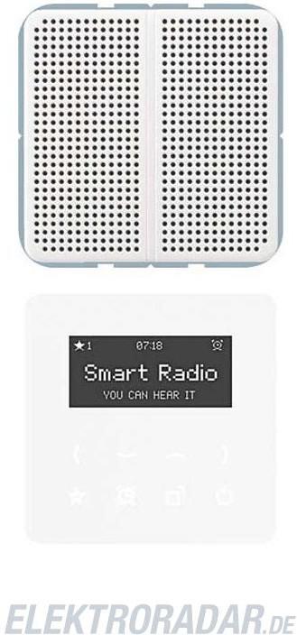Image of Jung Series CD Smart Radio - Set Mono (RAD CD 518)