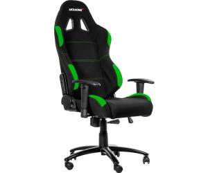 AKRACING Gaming Chair black-green