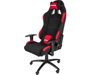 Akracing Gaming Chair Schwarz Rot Ab 269 60