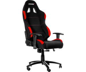 AKRACING Gaming Chair black-red