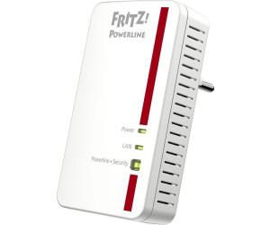 Image of AVM FRITZ!Powerline 1000E Single Adapter