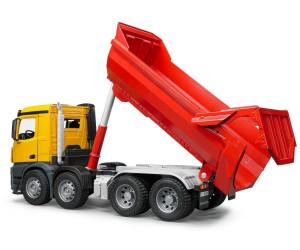 bruder mercedes benz arocs halfpipe kipp lastkraftwagen. Black Bedroom Furniture Sets. Home Design Ideas