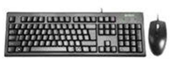 Image of A4Tech KRS-8372 USB Black