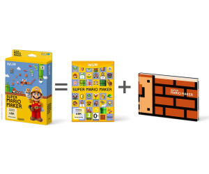 super mario maker wii u ab 24 99 preisvergleich bei. Black Bedroom Furniture Sets. Home Design Ideas