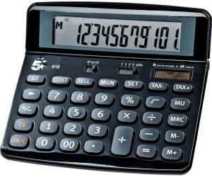 5 Star Tischrechner 618