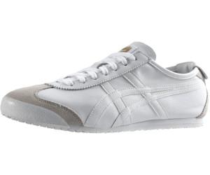 Asics Unisex-Erwachsene Onitsuka Tiger Mexico 66 Slip-on Sneaker, Weiß (White/White 0101), 44 EU