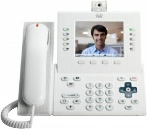 Cisco Systems Unified IP Phone 9951 Standard weiß