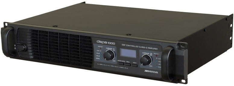 Image of JB Systems DSPA-1000